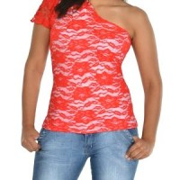My Treasure Ruby Shaping Top, Tank Shapewear red front