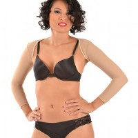 ARMore Classic Arm Shaper nude front