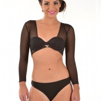 ARMore Secrecy Powernet Arm Shaper – Long Sleeve Arm Shapewear front
