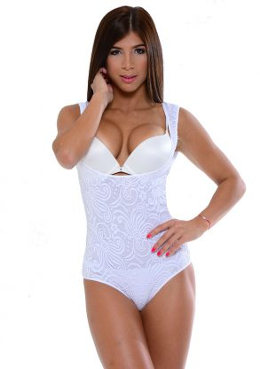 Your-Contour-Bridal-Shapewear--Bodybriefer-Cyclone-Lace-white-front-web