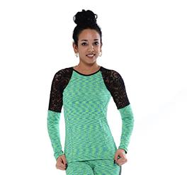 Your Contour Sportica Sportswear Dye Jersey front small
