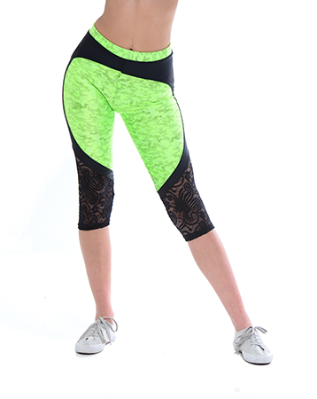 Your Contour Sportika Sportswear Digita camo green Pant 3 front small