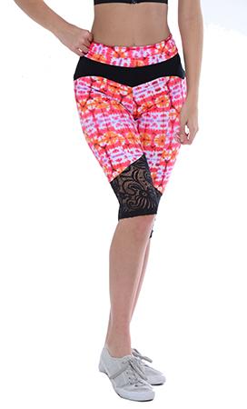 Your Contour Sportika Sportswear Kanoko Shibori Legging 4 front small