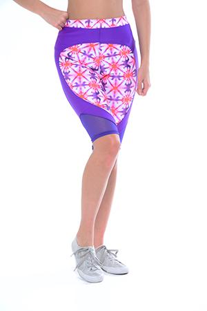 Your Contour Sportika Sportswear Watercolor Smash Legging 1 small