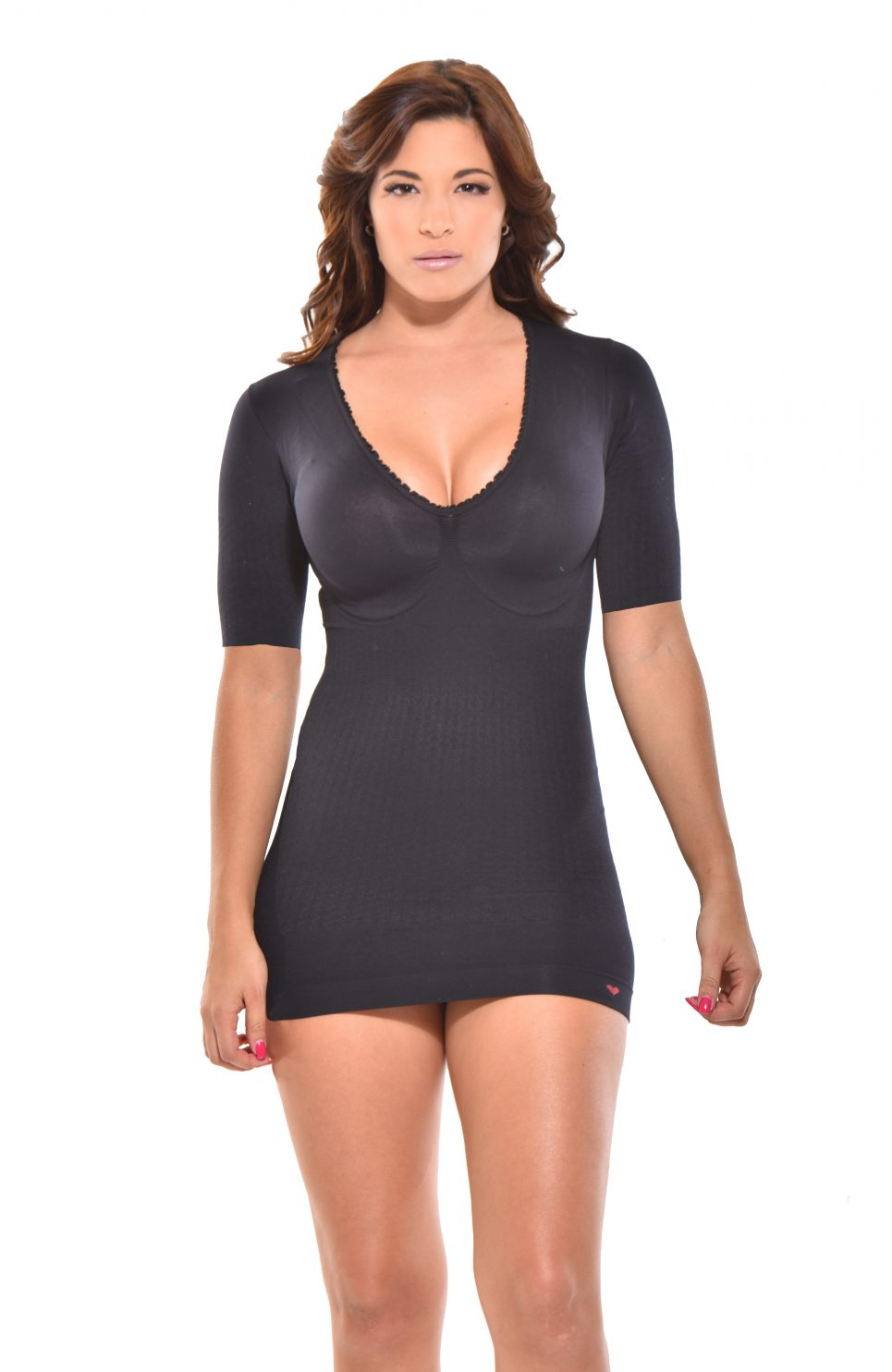 Shaping Camisole YC-9026-B black ront