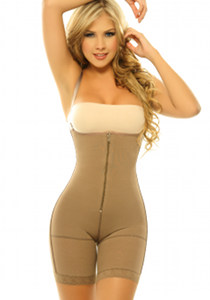 Siluet Moca Body Shaper Extra firm Postsurgical Shapewear front