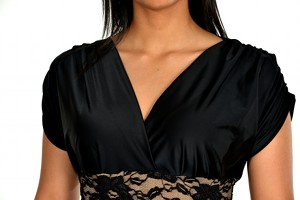 My Treasure – Topaz Shaping Tank Top Shapewear black chest