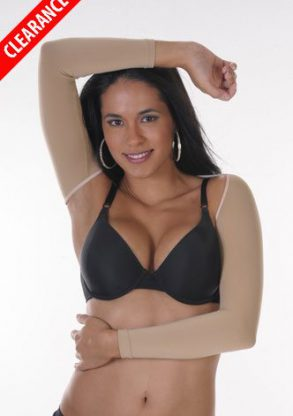 Arm Shaper – Long Sleeve (Clearance) nude front